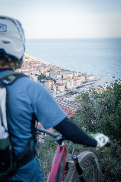 Finale Ligure, Italy (2019) Shot for for Bold Cycles Rider: Urs Tschannen
