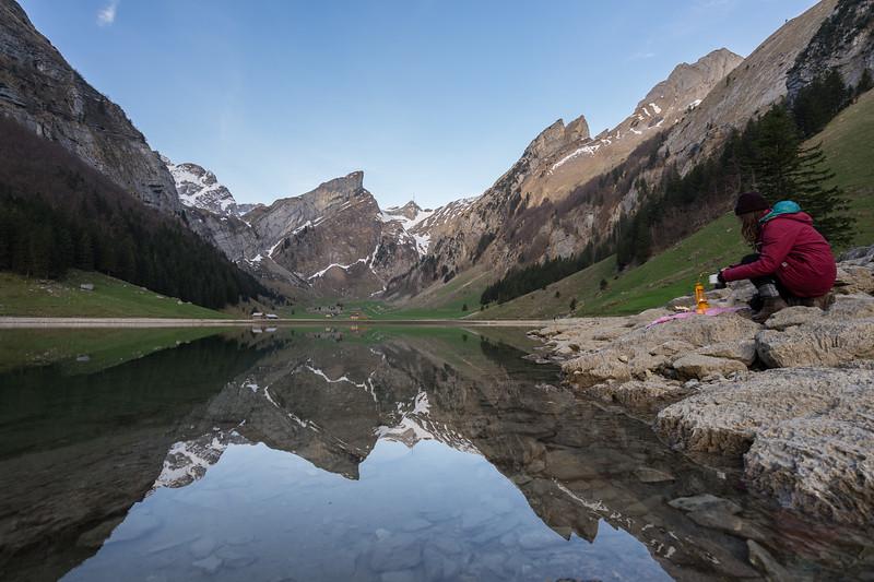 Alpstein, Switzerland (2017)