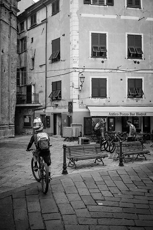 Finale Ligure, Italy (2019) Shot for Bold Cycles Rider: Urs Tschannen