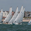 X One Design XOD; X76 MYRTLE, X74 FIONA, X146 CAPRICE, Cowes Week 2016, day 4
