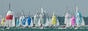 X One Design XOD;  Cowes Week 2016 day 2
