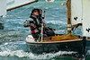 Cowes week 2013, XOD class at start Royal Yacht Squadron day 1