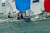"cowes week 2013,  XOD one design x144 ""La Mouette"" , x173 ""Heyday"" x108 ""Leading Wind"" taking part in racing on day 8."