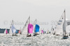 """X One Design racing X117 """"Xray"""" at AAM Cowes Week 2014"""