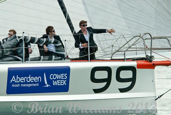 Cowes Week 2013