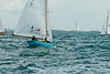 "XOD x4 ""Westwind"" skippered by Freddie Davies competing in racing on day 8 Cowes week 2013"