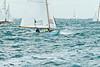 "XOD x4 ""Westwind"" skippered by Freddie Davies competing in racing on day 8 Cowes week 2013"