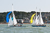 "X One Design racing X83 ""Seamist"" at AAM Cowes Week 2014"