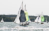 """X One Design racing X9 """"Zest"""" at AAM Cowes Week 2014"""
