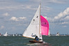 """X One Design racing X157 """"Sox"""" at AAM Cowes Week 2014"""