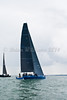 "MON 888 ""Cape Fling II"" at start of racing AAM Cowes Week 2014"
