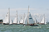 """X one design X106 """"Sandpiper""""  racing at AAM Cowes Week 2014"""