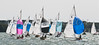 """X One Design racing X161 """"Mayday"""" at AAM Cowes Week 2014"""