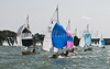 "X One Design racing X161 ""Mayday"" at AAM Cowes Week 2014"