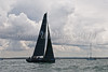 "GBR 1682R ""Tokoloshe II"" and GBR 721X ""CV21 Henri Lloyd"" at start of racing AAM Cowes \Week 2014"