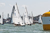 """X one design X32 """"Ibex""""  racing at AAM Cowes Week 2014"""