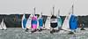 "X One Design racing X34 ""Mersa"" at AAM Cowes Week 2014"