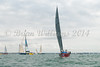 Volvo Open 70 at AAM Cowes Week 2014