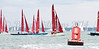 Redwing race start at AAM Cowes Week 2014