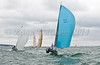 "GBR100X ""Thunder Squall"" racing at AAM Cowes Week 2014"
