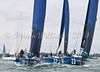 IRC 2 race start at AAM Cowes Week 2014