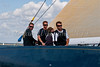 "12 Metre, IRC Zero ""Italia"" ITA 7 racing at AAM Cowes Week 2014"