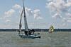 """Limbo 6.6, GBR 6623R """"Eau De Vie"""" racing at AAM Cowes Week 2014"""