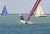 "Bembridge Redwing "" ? "" Sail No. ? racing at AAM Cowes Week 2014"
