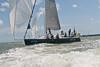 "J/109, ""Sardonyx IX"" GBR 6909 racing at  the AAM Cowes Week 2014"