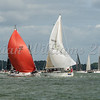 Irc class 2; GBR370L SONIC, Cowes Week 2016, day 3