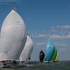 Irc class 5; JACKDAW, GBR2947LGBR2097R JACKAAROO, GBR9781R SHADES OF BLUE, Cowes Week 2016, day 4
