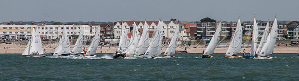 Xod, X one Design; Cowes Week 2016, day 4