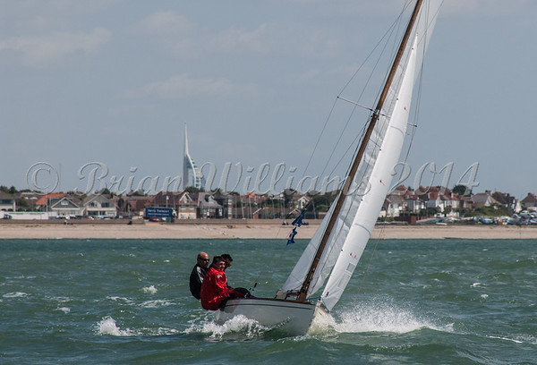 X One Design XOD; Cowes Week 2016, day 4