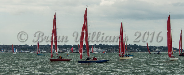 Redwing; Cowes Week 2016, day 5