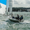 J/70 F'IN MAJIC 2 racing at Lendy Cowes Week 2017