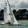 Etchell MANO racing at Lendy Cowes Week 2017