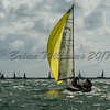 SB 20 HEART OF GOLD racing at Lendy Cowes Week 2017