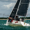 IRC 4 MALICE racing at Lendy Cowes Week 2017