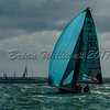 SB 20 FUDGE 2 racing at Lendy Cowes Week 2017