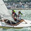 Solent Sunbeam DAINTY racing at Lendy Cowes Week 2017