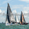 IRC 0 TSCHUSS racing at Lendy Cowes Week 2017