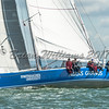 IRC 0 AQUIS GRANUS racing at Lendy Cowes Week 2017