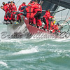 """Tony Langley's TP52 """"Gladiator"""" GBR 11125L Competing in the Sevenstar Triple Crown series at Lendy Cowes Week 2017"""