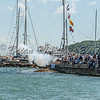 RYS start at Lendy Cowes Week 2017