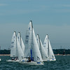 J/70 Start Cowes Week 2018 day1