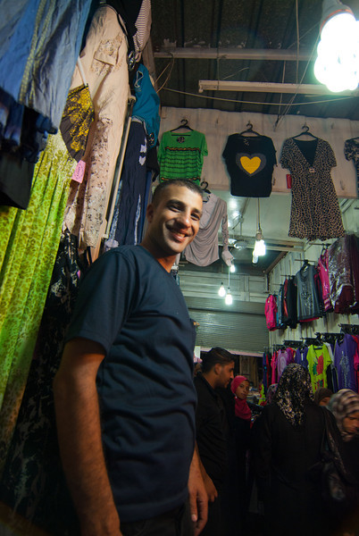 Popular Firas Market, Gaza City