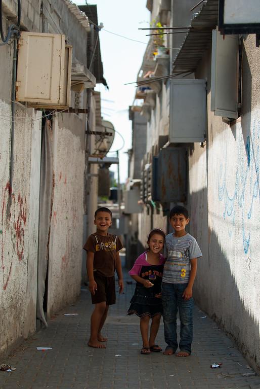 Refugee Camp, Jabalia