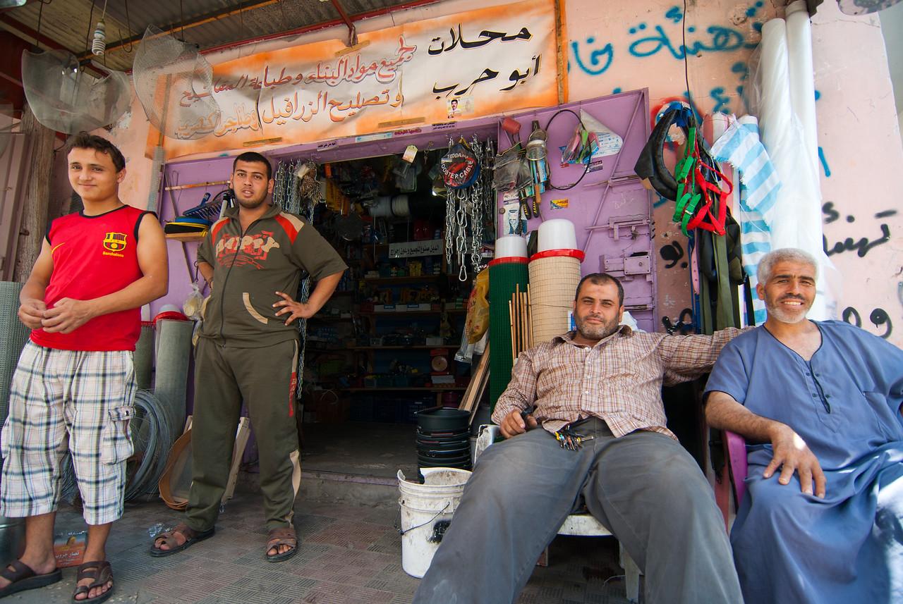 Downtown, Deir al-Balah