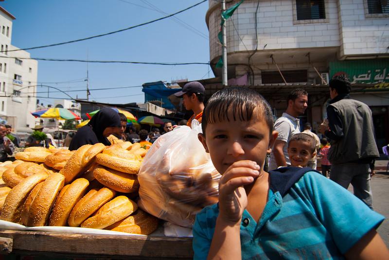 Al-Zawya Market, Gaza City