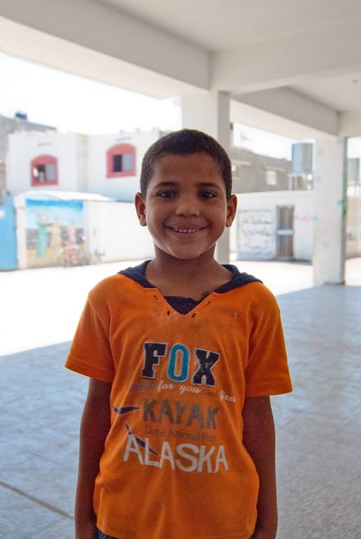 UNRWA School, Deir al-Balah